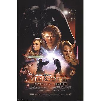 Star Wars - Episode III Poster Print