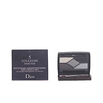 Dior 5 Colors Designer #008 Smoky 5.7gr Womens New Perfume Scent Sealed Boxed