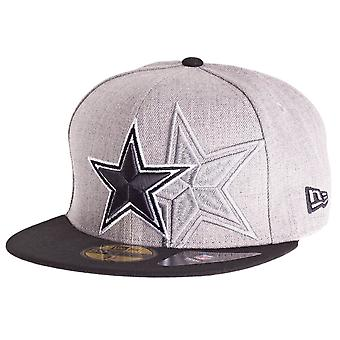 New era 59Fifty Cap - SCREENING Dallas Cowboys grey