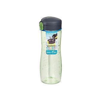 Sistema Quick Flip Bottle, 800ml Lime