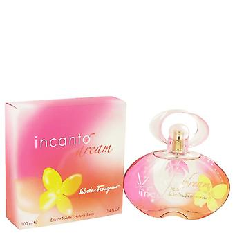 Incanto Dream Eau De Toilette Spray By Salvatore Ferragamo