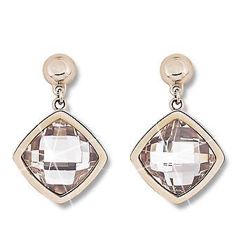 s.Oliver jewel ladies earrings stainless steel cubic zirconia SO997/1 - 465274