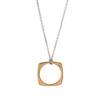 Misaki ladies necklace stainless steel CUFF QCRPCUFF