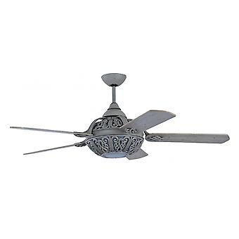 Ceiling Fan Santa Pepeo washed grey 132 cm / 52