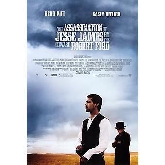 The Assassination of Jesse James by the Coward Robert Ford Movie Poster (11 x 17)