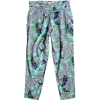 Roxy Blue Depths Ready Made Ultra Violet Printed Womens Pant