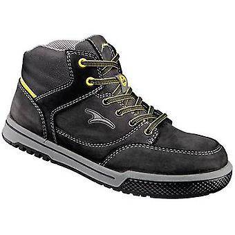 Safety work boots S3 Size: 44 Black, Yellow Albatros 631920 1 pair