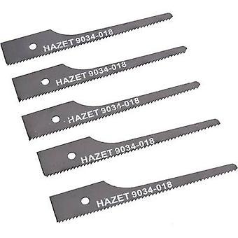 HAZET Sabre saw blade set 9034-018/5 Hazet 9034-018/5 1 pc(s)