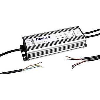 Dehner Elektronik LED 12V100W-MM-IP67 LED transformer Constant voltage 100 W 8.3 A 12 Vdc Approved for use on furniture