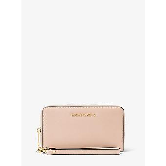 Wallet Pink JET SET TRAVEL Michael Kors Woman
