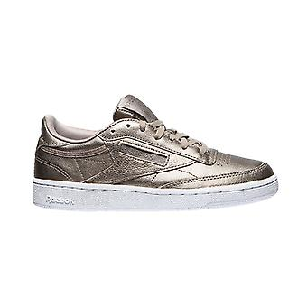 Reebok leather sneaker Club C 85 melted metals grey