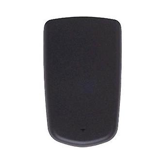 Samsung SCH-U350 bateria padrão liso porta capa (preto) (embalagem granel)