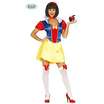 Snow White fairytale Princess costume ladies