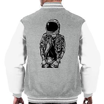 Astronaut Punkster mannen Varsity Jacket