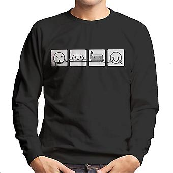 Macht Kampf Herren Sweatshirt