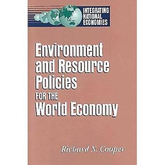 Miljö- och resurs för integrerade världsekonomin genom