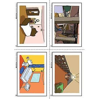 Hexagonie French Flashcards Set - 120 Colour French Vocabulary Flashca