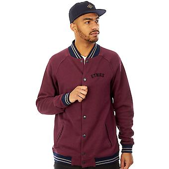 ETNIES stade Bourgogne Bball Fleece Jacket