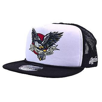Carbon 212 Hold Fast Live Hard Mesh Snapback Cap