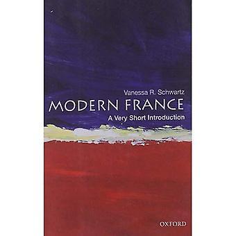 La France moderne: Une Introduction très courte (très courte introduction)