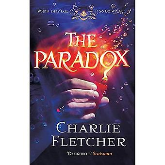 The Paradox (Oversight Trilogy)