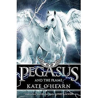 Pegasus och lågan. av Kate O'Hearn