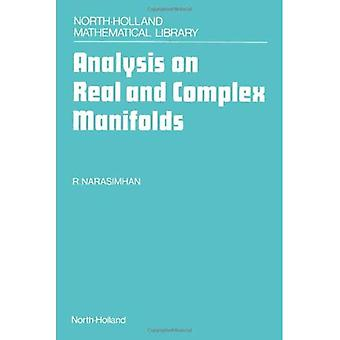 Analysis Real &; Complex Manifolds N