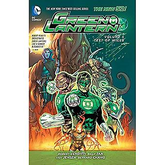 Green Lantern Volume 5: Test of Wills TP (The New 52)