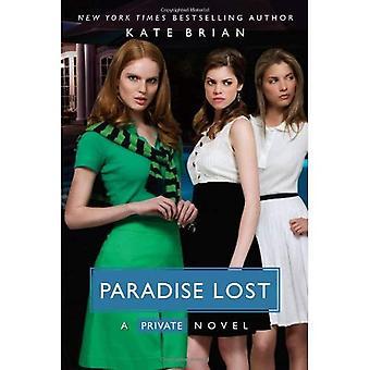 Paradise Lost (Private (Simon Pulse))