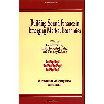 Building Sound Finance in Emerging Market Economies Proceedings of a Conference Held in Wash...
