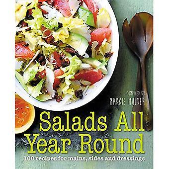 Salades het hele jaar