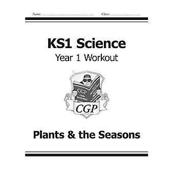 KS1 Vetenskap år ett träningspass: växter & årstiderna (för den nya läroplanen)