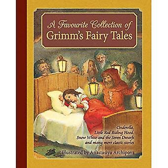 Eine beliebte Sammlung von Grimms Märchen: Aschenputtel, Little Red Riding Hood, Schneewittchen und die sieben Zwerge...