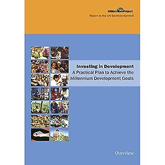 Investing in Development A Practical Plan to Achieve the Millennium Development Goals  Overview