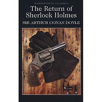 The Return of Sherlock Holmes (Wordsworth Classics) (Wordsworth Classics)