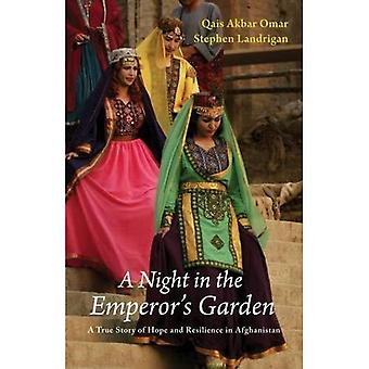 A Night in the Emperor's Garden: A True Story
