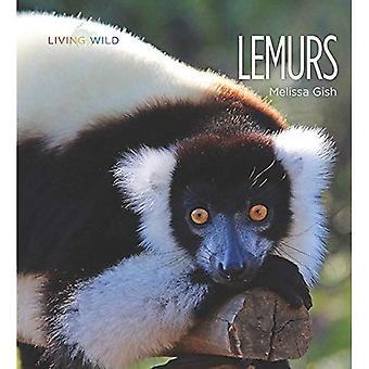 Lemurs (Living Wild (Paperback))