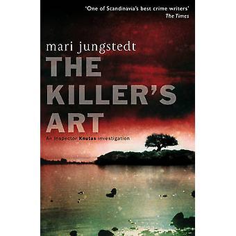 A arte de assassinos por Mari Jungstedt