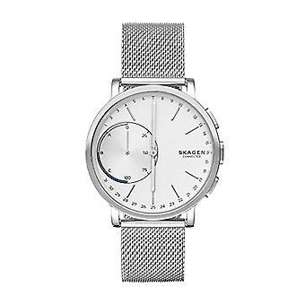 Skagen Unisex analog quartz watch with metal plated stainless steel SKT1100