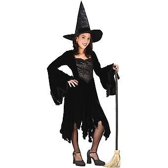 Black Witch Child Costume