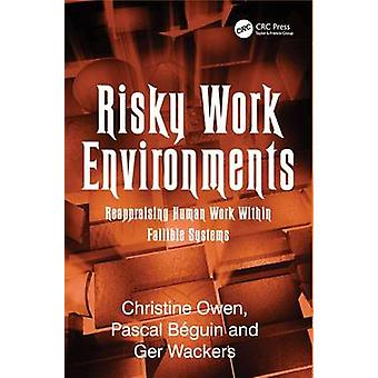 Riskante Arbeitswelten Aufarbeitung menschlichen Arbeit innerhalb fehlbar Systeme von Bguin & Pascal