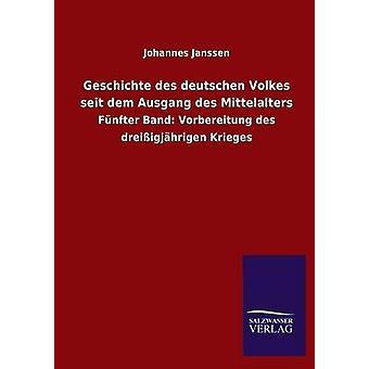 史 des ドイツ ・ Volkes seit dem ヤンセン ・ ヨハネスで Ausgang デ Mittelalters