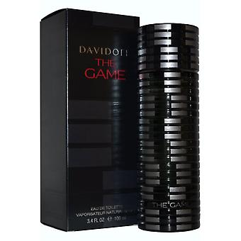 The Spiel Davidoff Eau de Toilette Spray 100ml