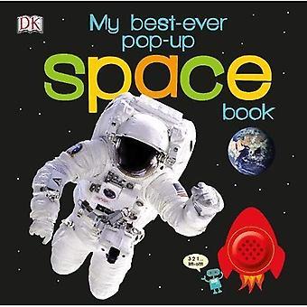 My Best-Ever Pop-Up Space Book (Dk)