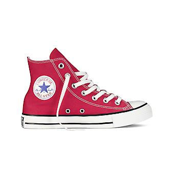Converse All Star Hi Sneaker Rot