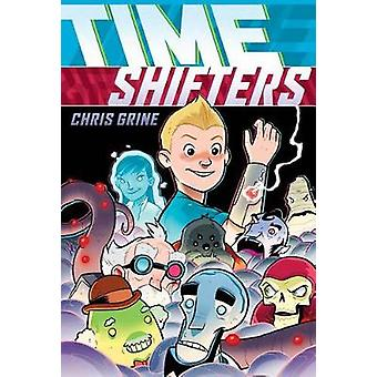 Time Shifters - 9780545926591 Book