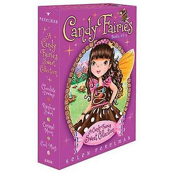 A Candy Fairies Sweet Collection - Chocolate Dreams; Rainbow Swirl; Ca