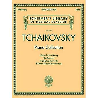 Schirmer's Library of Musical Classics - Tchaikovsky Piano Collection -