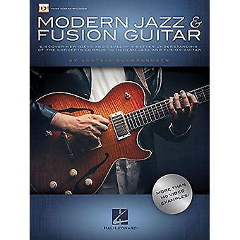 Jostein Gulbrandsen - Modern Jazz & Fusion Guitar (Book/Online Audio)