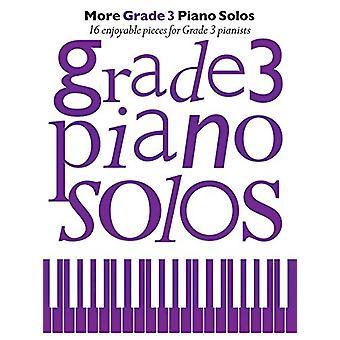 More Grade 3 Piano Solos - 9781785583643 Book